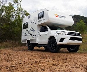 Suncamper Sherwood S Series