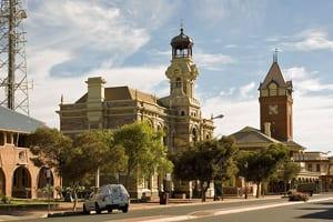 Broken Hill Heritage Listing