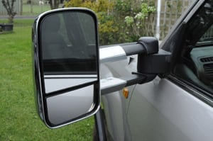 Clearview – neater towing mirrors