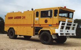 Bush fire fighters need better equipment